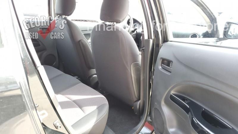 Mitsubishi Mirage 2018 price Call for Pricing.