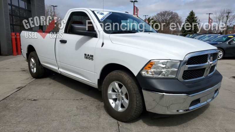 RAM Ram Pickup 1500 2017 price Call for Pricing.