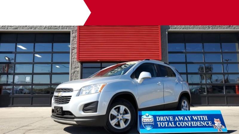Chevrolet Trax 2016 price $12,991