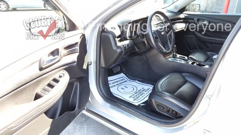 Chevrolet Malibu 2014 price