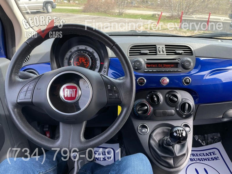 FIAT 500 2014 price Call for Pricing.