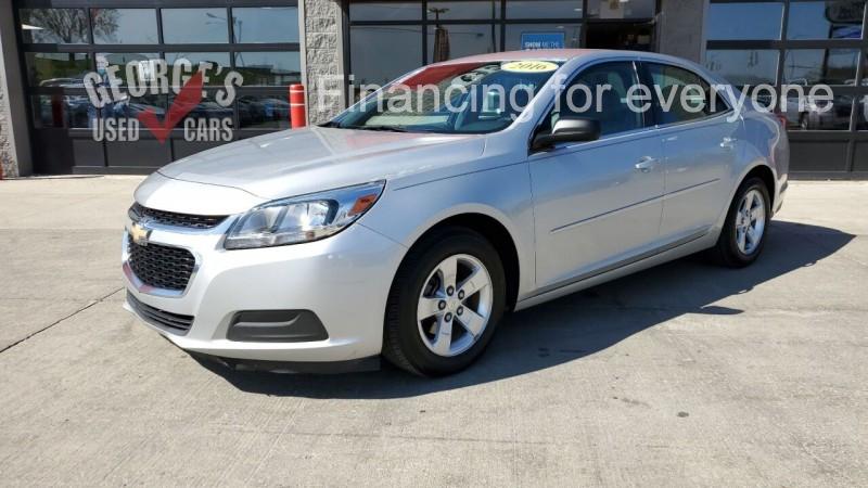 Chevrolet Malibu Limited 2016 price