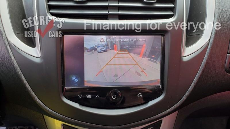 Chevrolet Trax 2016 price $13,991