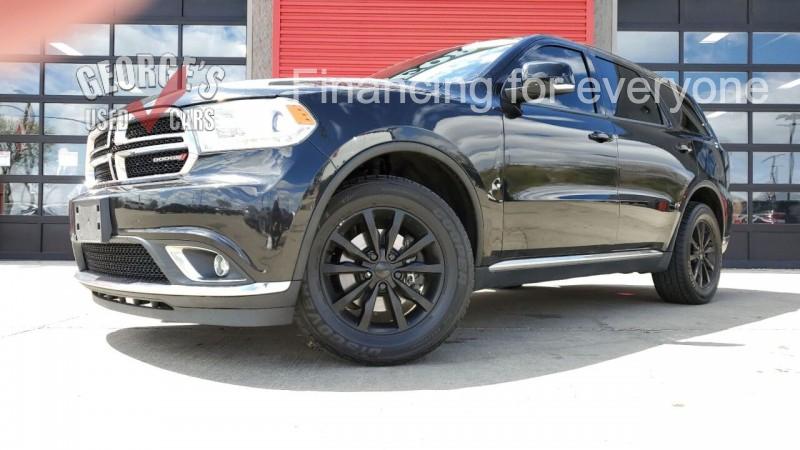 Dodge Durango 2016 price $26,991