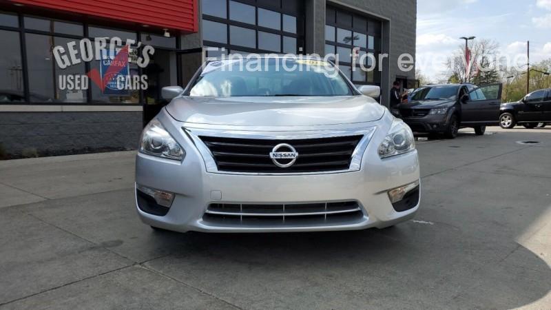 Nissan Altima 2015 price $13,991