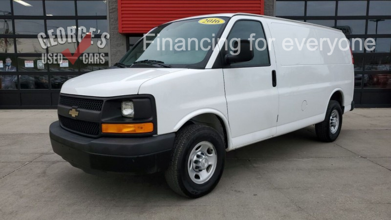 Chevrolet Express Cargo 2016 price $19,991