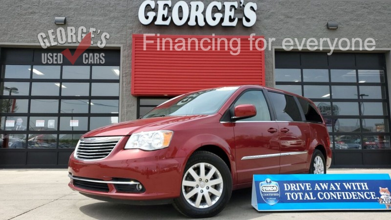 Chrysler Town and Country 2013 price Call for Pricing.