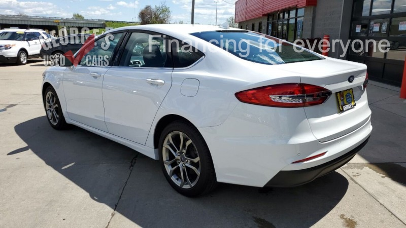 Ford Fusion 2020 price Call for Pricing.