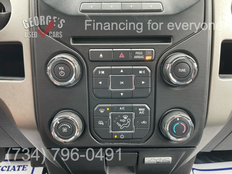 Ford F-150 2013 price $16,991