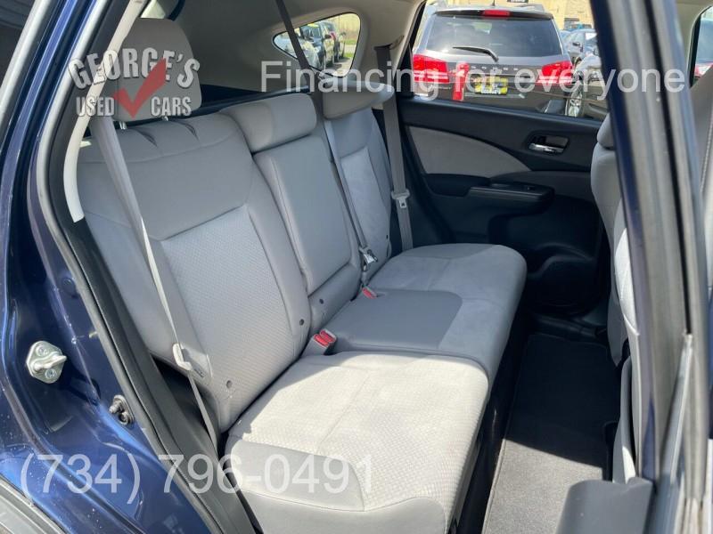 Honda CR-V 2016 price Call for Pricing.