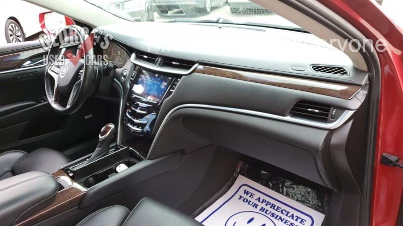 Cadillac XTS 2014 price $16,991