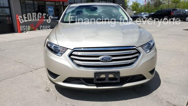 Ford Taurus 2017 price $13,991