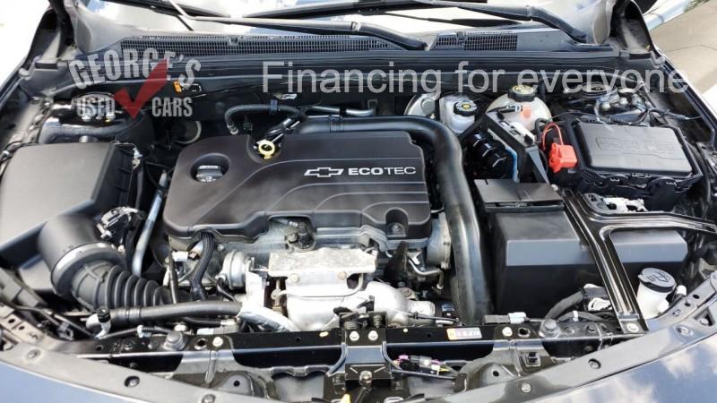 Chevrolet Malibu 2016 price $14,991