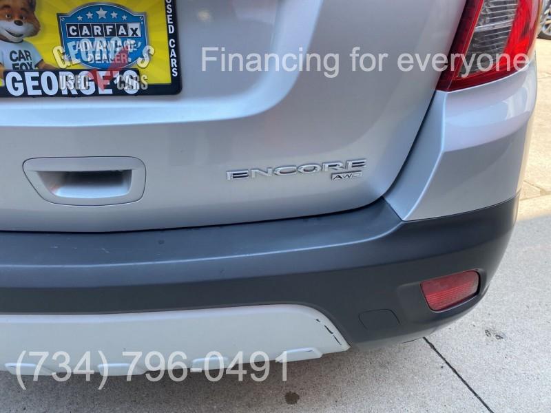 Buick Encore 2015 price