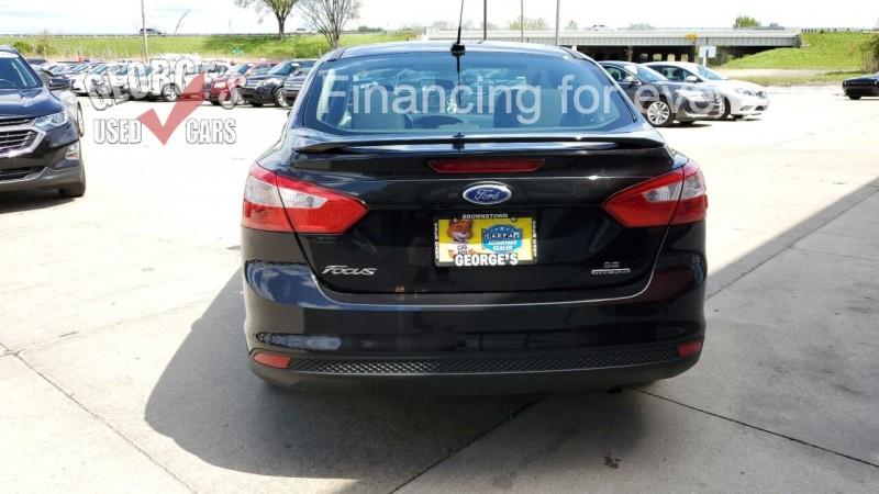 Ford Focus 2014 price $8,991