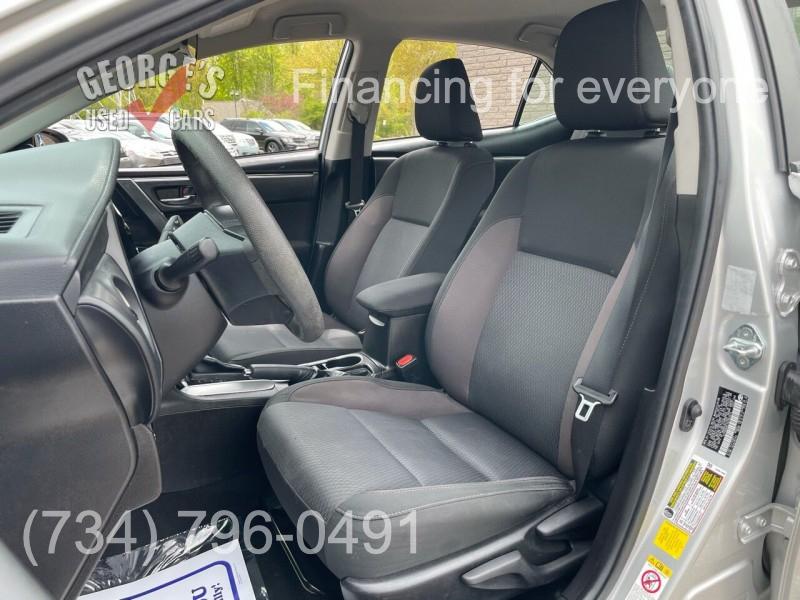 Toyota Corolla 2019 price $18,991