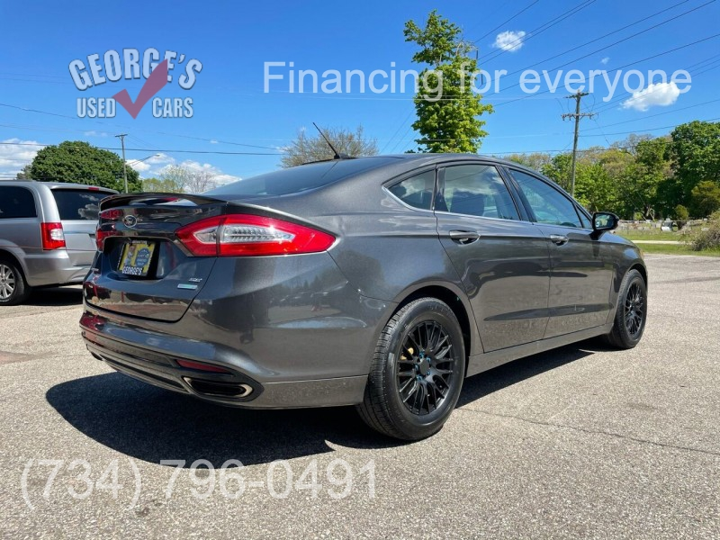 Ford Fusion 2015 price $11,991