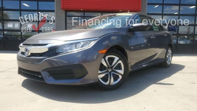 Honda Civic 2017 price $13,991