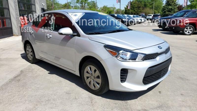 Kia Rio 2019 price $16,991