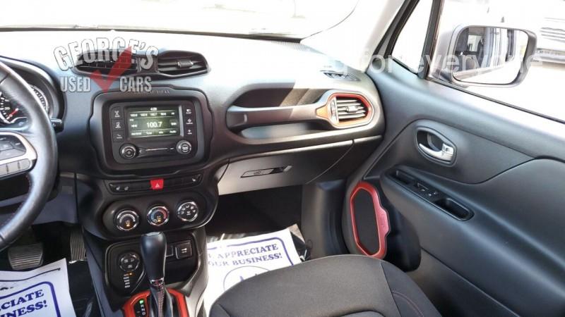 Jeep Renegade 2015 price $20,991