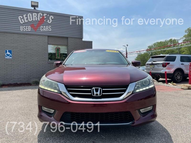 Honda Accord 2013 price $12,991