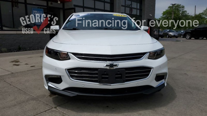 Chevrolet Malibu 2017 price $23,991
