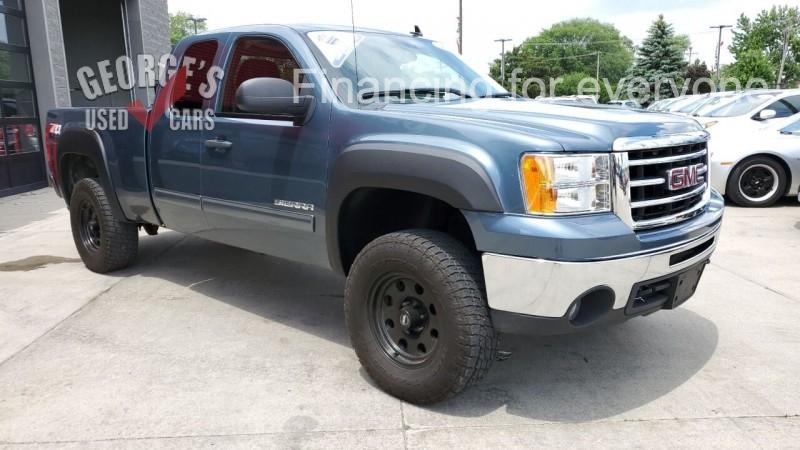 GMC Sierra 1500 2013 price