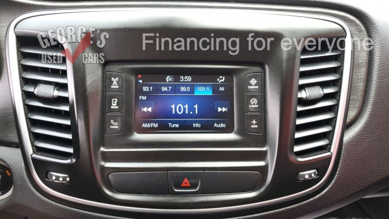 Chrysler 200 2016 price