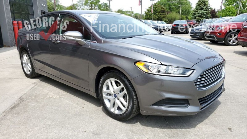 Ford Fusion 2014 price $11,991