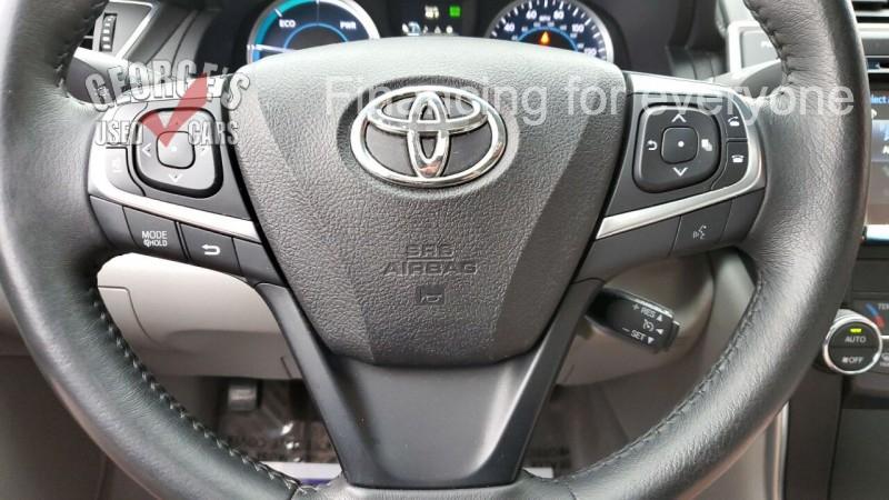 Toyota Camry Hybrid 2017 price $22,991