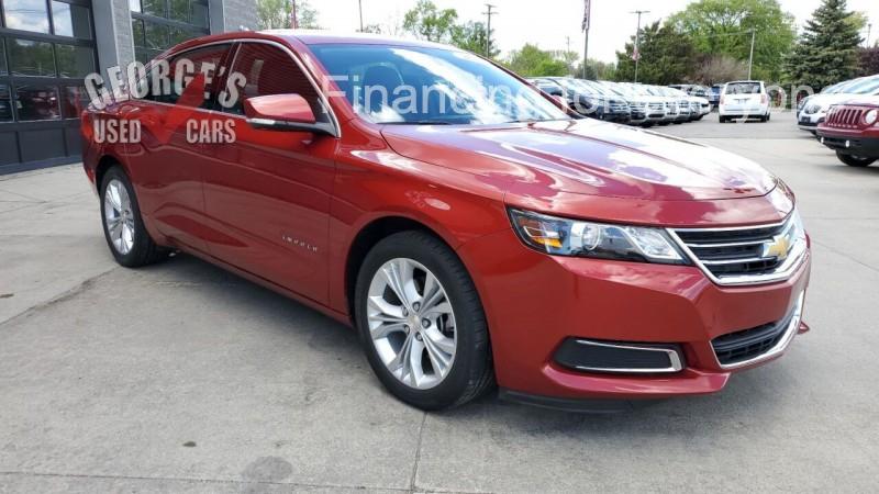 Chevrolet Impala 2014 price $19,991