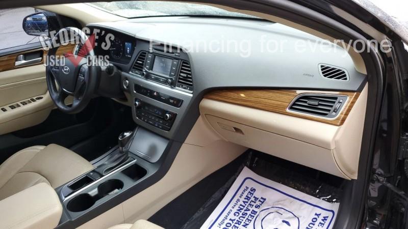Hyundai Sonata 2015 price $12,991