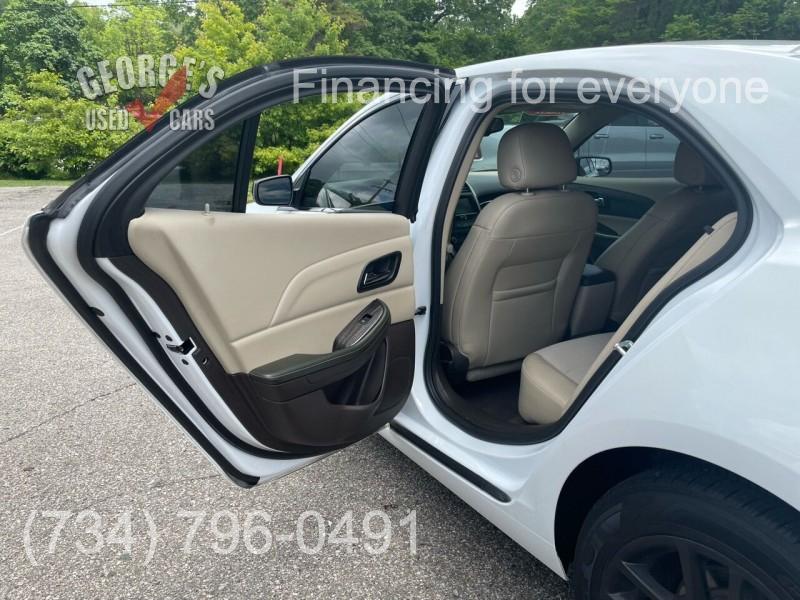Chevrolet Malibu Limited 2016 price $15,991