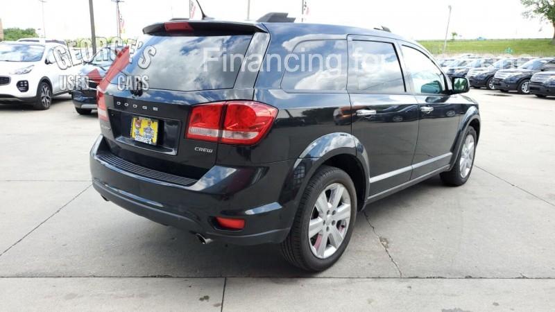 Dodge Journey 2012 price $10,991