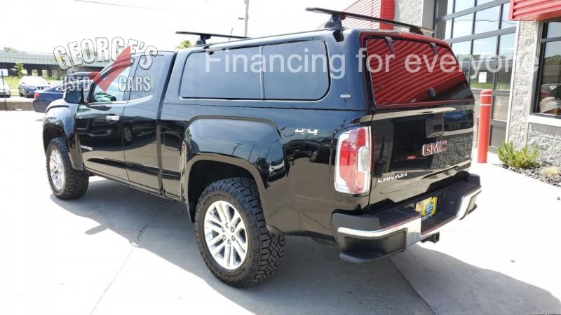 GMC Canyon 2015 price $26,991