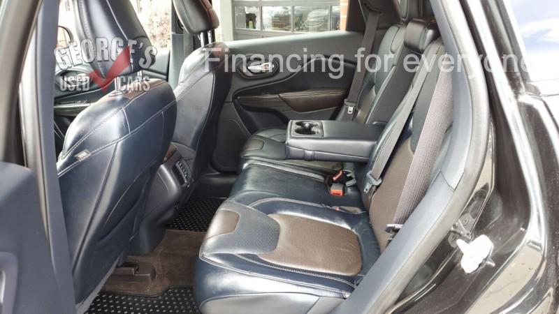 Jeep Cherokee 2015 price $20,991