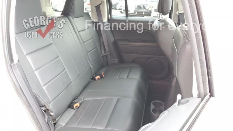 Jeep Patriot 2017 price $16,991