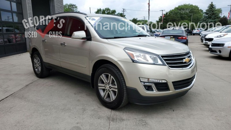 Chevrolet Traverse 2017 price Call for Pricing.