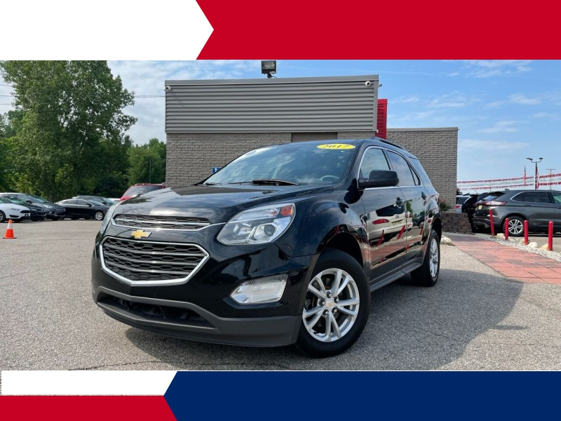Chevrolet Equinox 2017 price Call for Pricing.