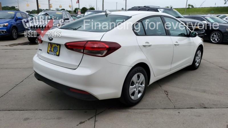 Kia Forte 2017 price $15,991