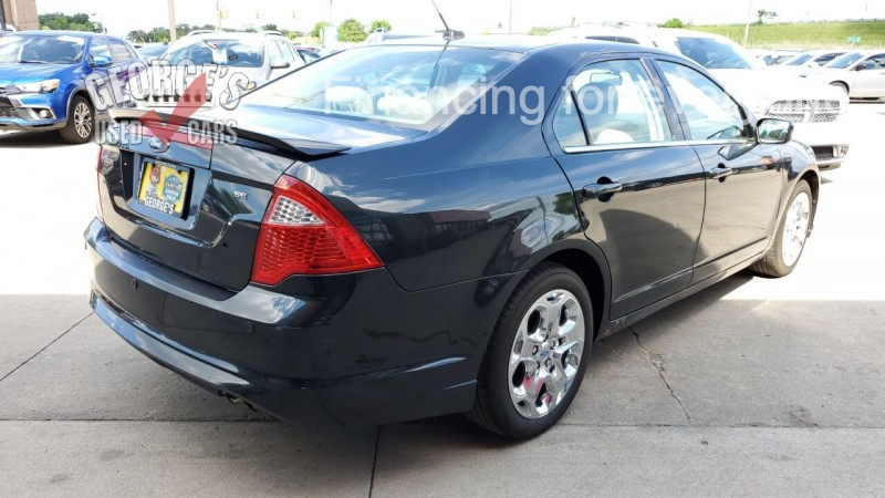 Ford Fusion 2010 price $6,991