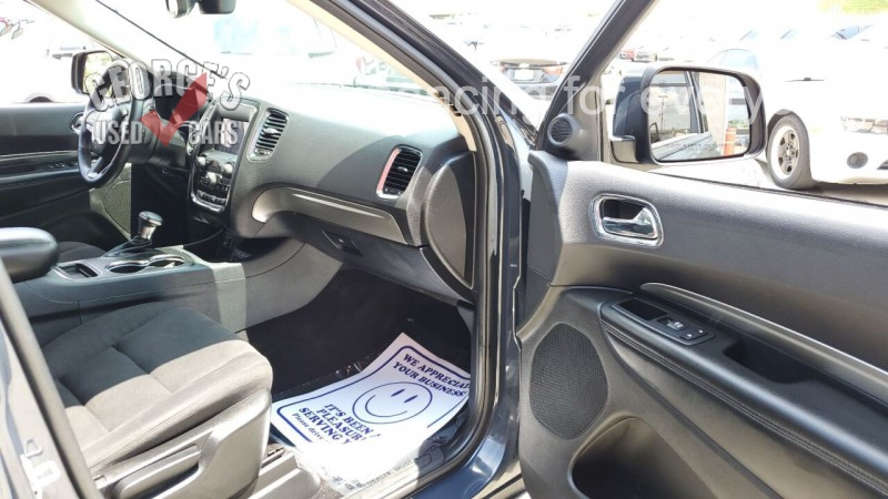 Dodge Durango 2018 price Call for Pricing.