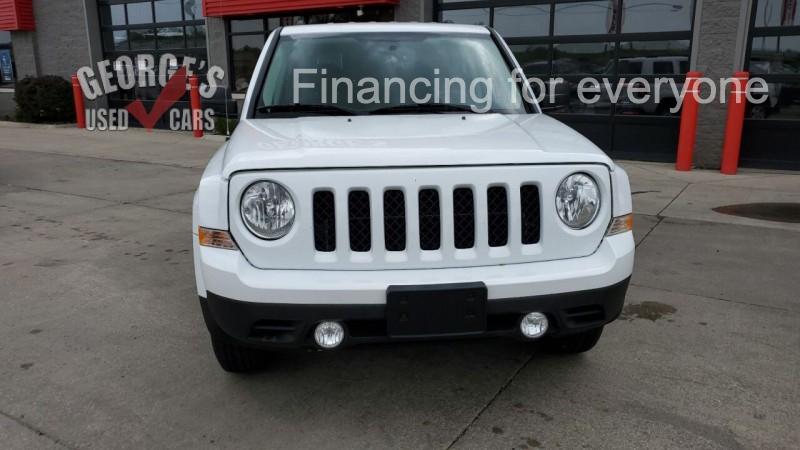 Jeep Patriot 2016 price $13,991