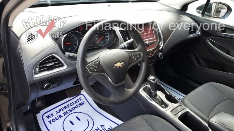 Chevrolet Cruze 2018 price $16,991