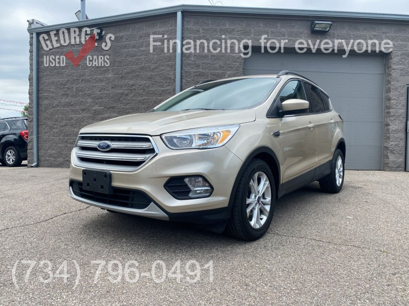 Ford Escape 2018 price Call for Pricing.