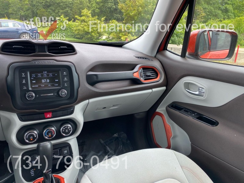 Jeep Renegade 2015 price Call for Pricing.