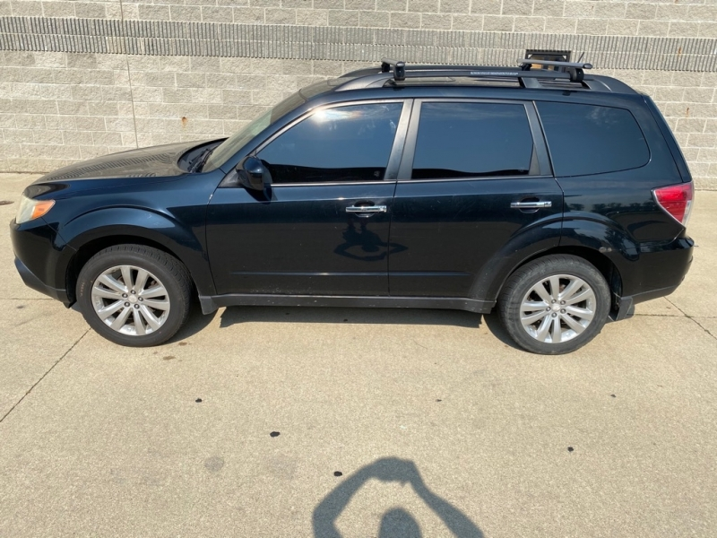 SUBARU FORESTER 2011 price $6,300