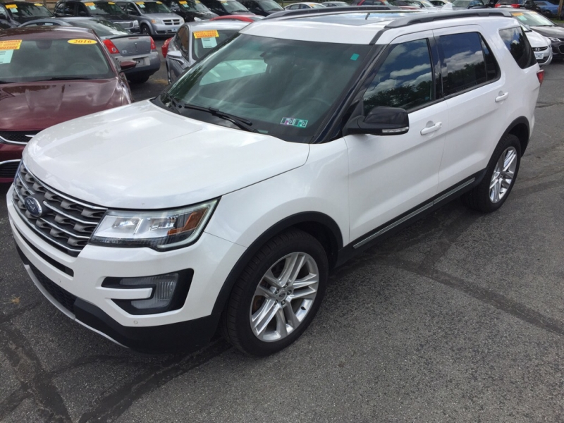 FORD EXPLORER 2017 price $19,700