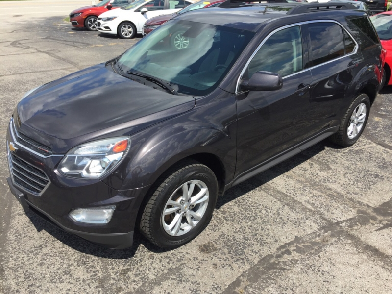 CHEVROLET EQUINOX 2016 price $12,900
