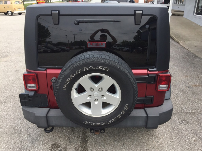 JEEP WRANGLER UNLIMI 2012 price $19,800